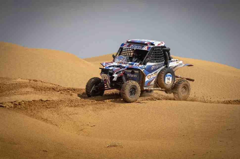 Сергей Карякин в Rallye du Maroc – финальная тренировка перед Дакаром 2019