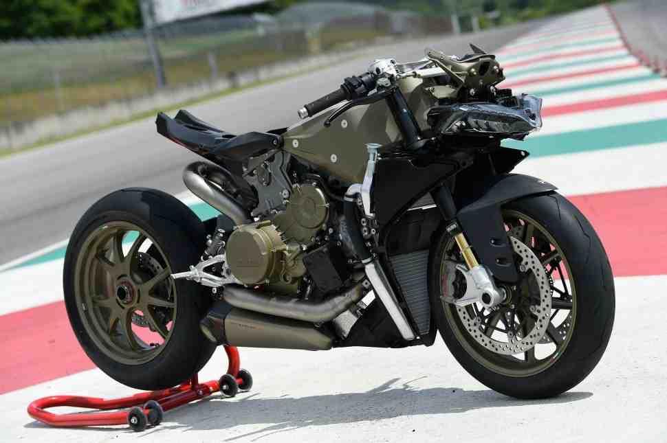 Ducati отзывает более 600 топовых Panigale 1199 и 1299 из-за критичной недоработки