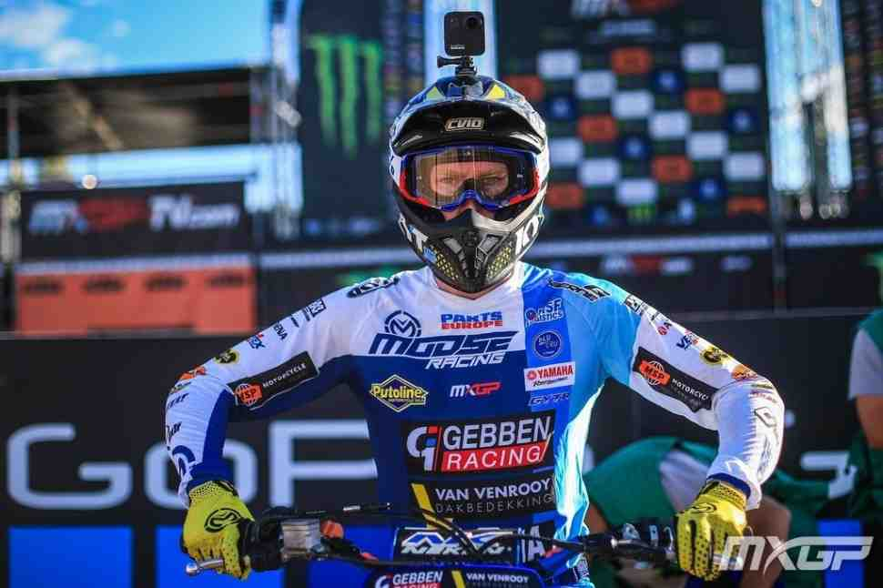 Мотокросс: круг по трассе Гран-При Европы MXGP (Mantova)