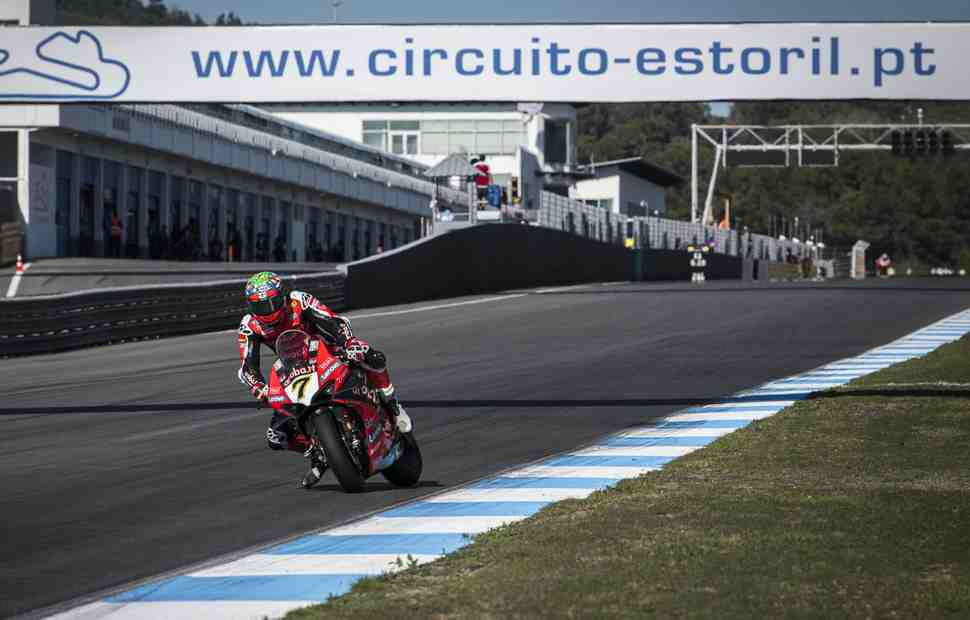 ������� ����� ��������� � ��������� World Superbike �� ���������� ������