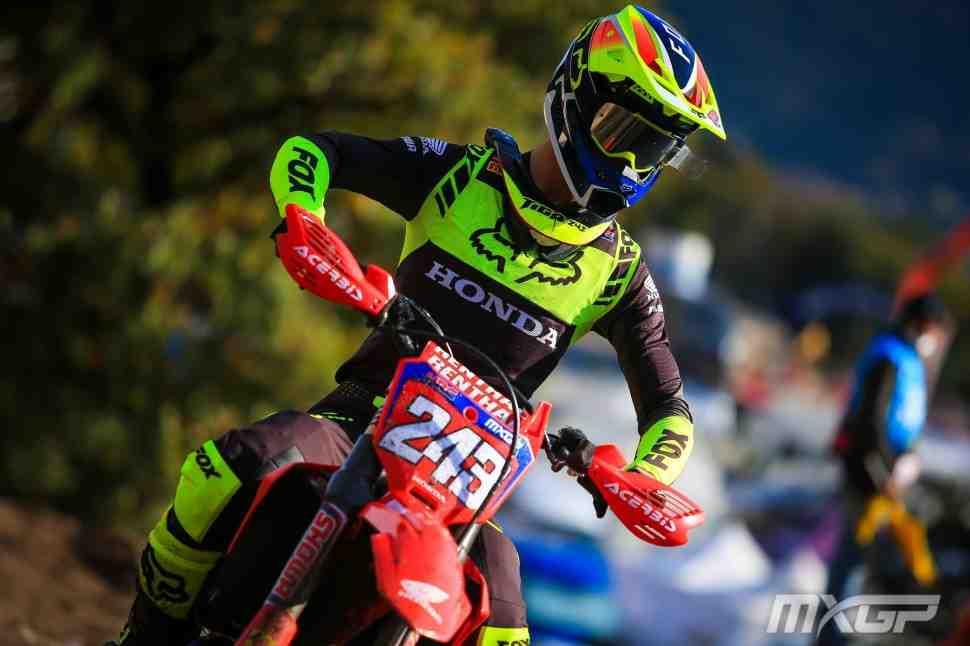 Мотокросс MXGP: красный флаг и победа Гайзера в Гран-При Пьетрамурата