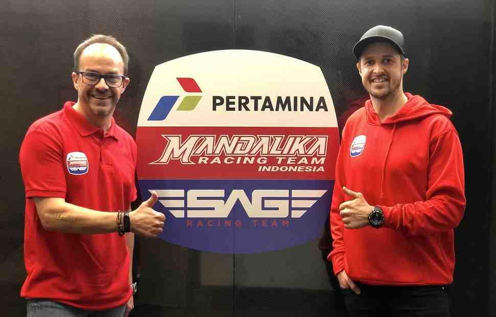 Индонезия удвоила присутствует в Мото Гран-При: анонс Mandalika Racing Team в Moto2