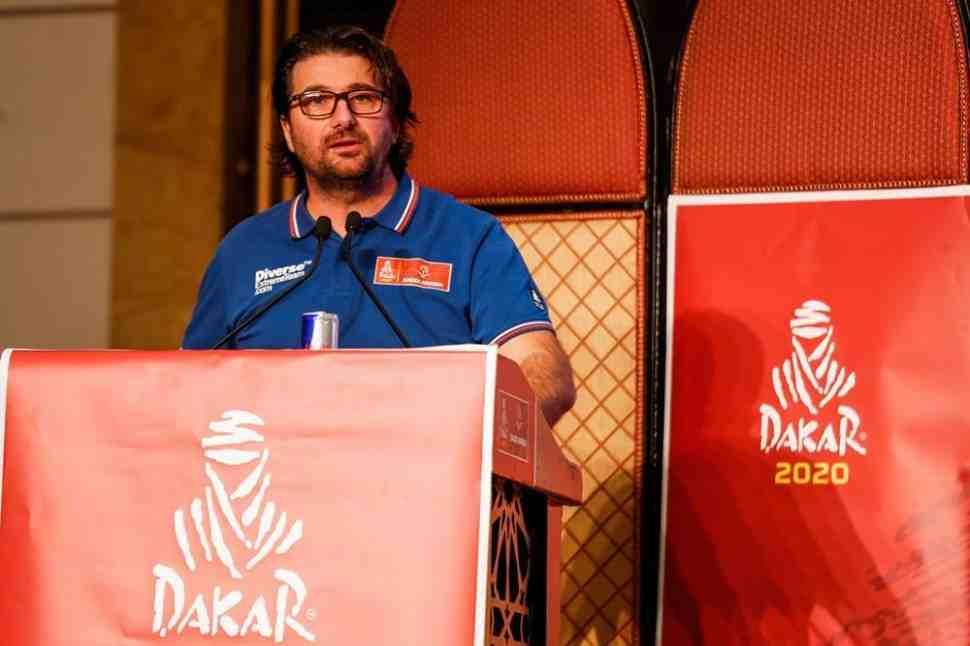 Давид Кастера дал дельный совет перед стартом ралли Дакар-2020: задавайте себе правильные вопросы