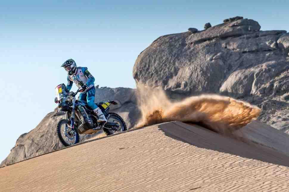 Дакар 2021: Yamaha заявила о наличии воды в бензобаках пилотов заводской команды