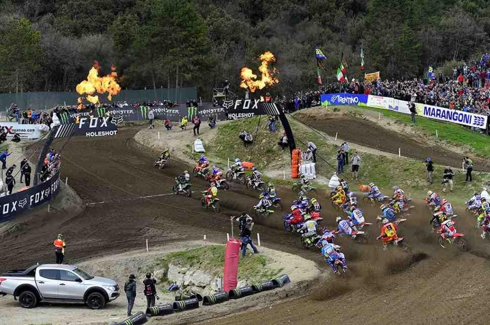 Мотокросс MXGP: Гран-При Трентино 2019 - онлайн хронометраж и расписание