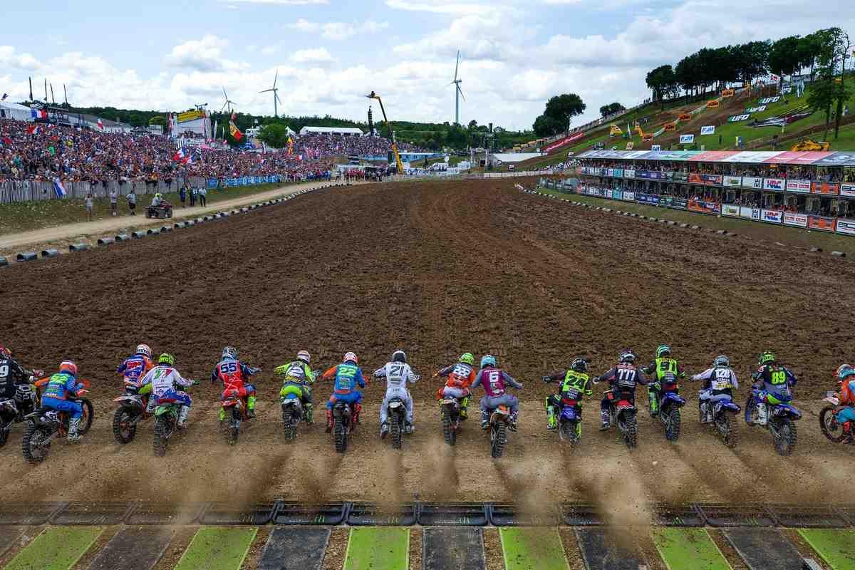 Гран-При Франции по мотокроссу MXGP отменено из-за третьей волны пандемии