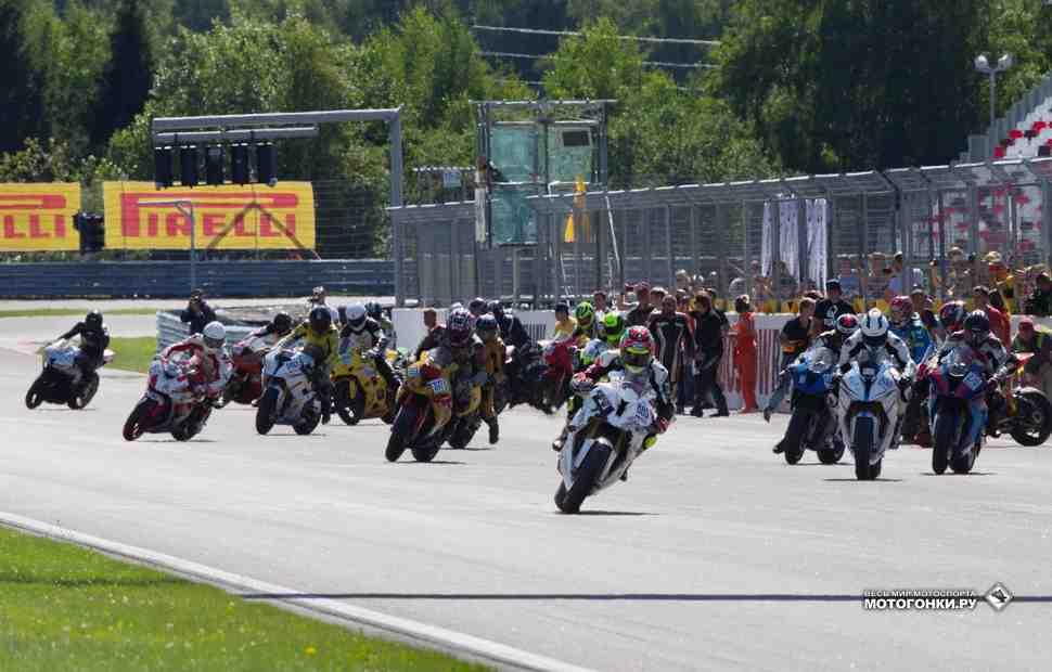 Регламент Чемпионата Московской области по кольцевым мотогонкам 2018 на Moscow Raceway