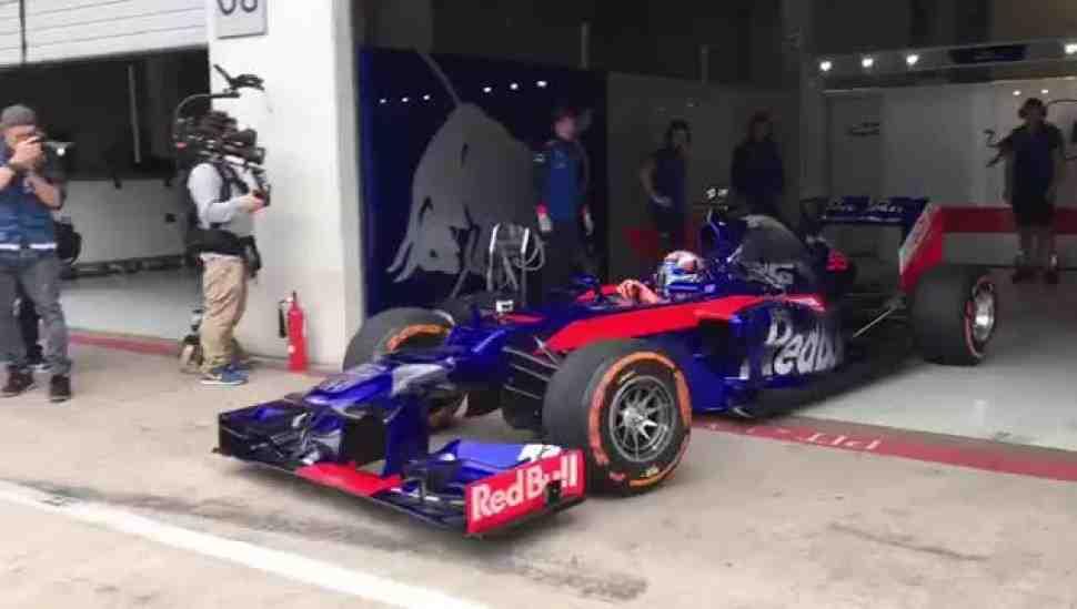 Из MotoGP в Формулу-1: Марк Маркес - первый выезд на Red Bull Ring