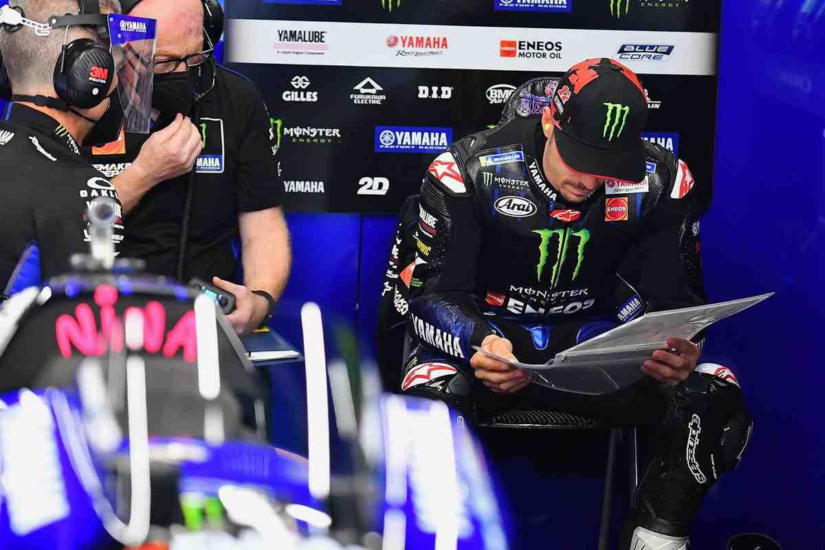 MotoGP: Виньялесу пришлось объясняться по поводу его интервью DAZN - он имел в виду другое!