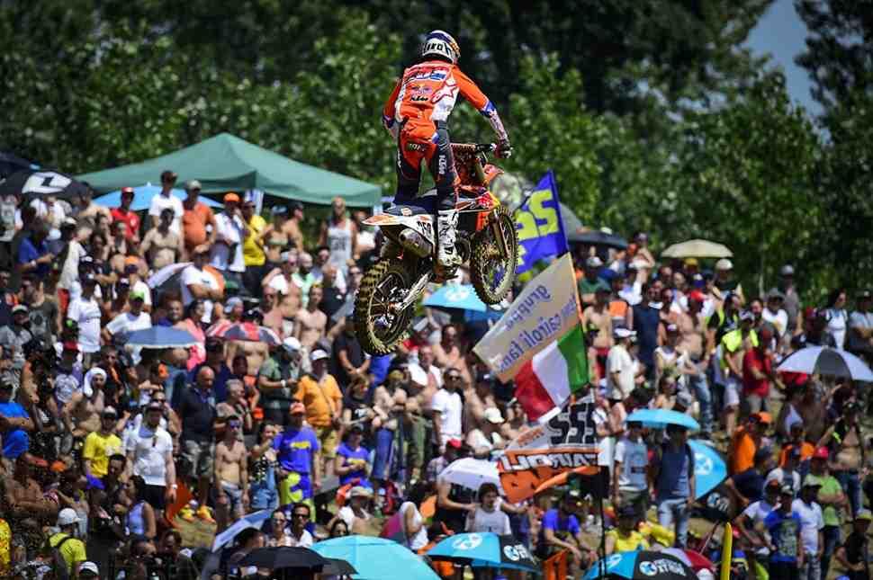 Мотокросс MXGP: Гленн Колденхофф подписал контракт с командой Standing Construct KTM