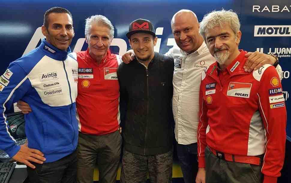 Финальная точка в формировании команд MotoGP на 2019 год: Карел Абрахам - с Avintia Ducati