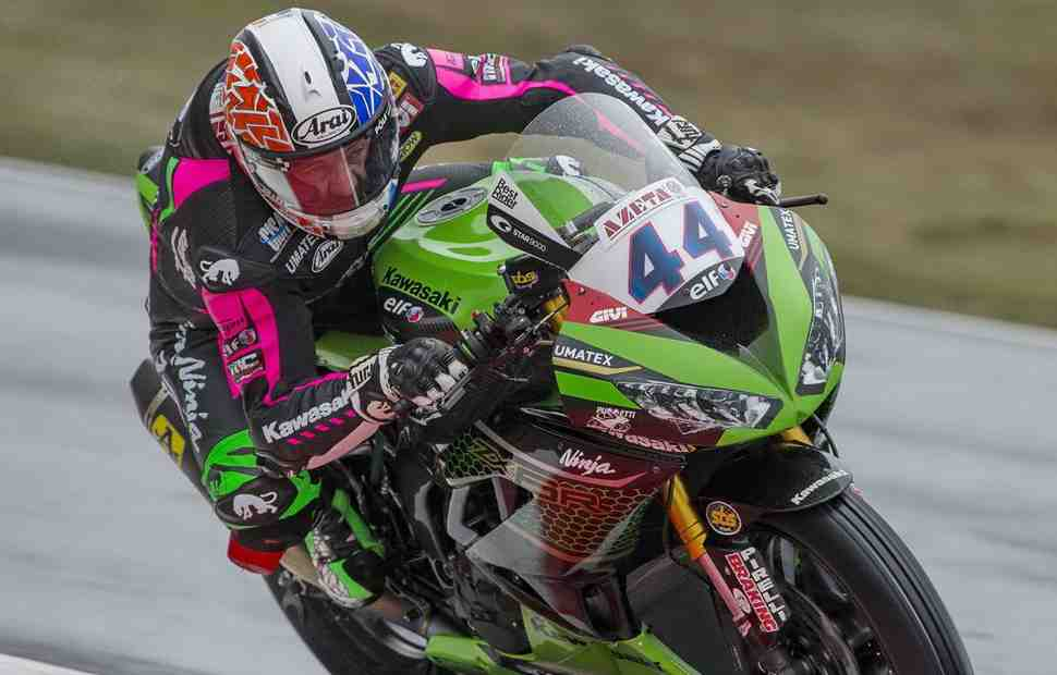 ����� ���� ��������� � World Superbike � Puccetti