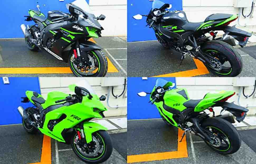 Kawasaki ZX-10RR 2021: стиль H2R, минивинглеты и до 220 л.с. после снятия ограничителя