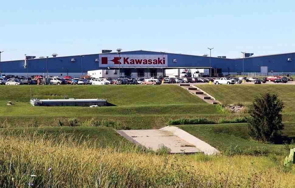 Компания Kawasaki решила разделить бизнес, несмотря на успешное преодоление кризисного года