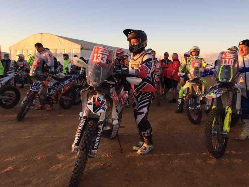 Дакар-2020, первые ловушки: Дмитрий Агошков о 2-м этапе