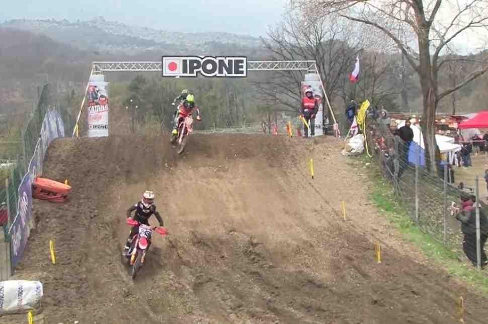 Мотокросс: Тим Гайзер - победитель квалификации Гран-При Трентино MXGP