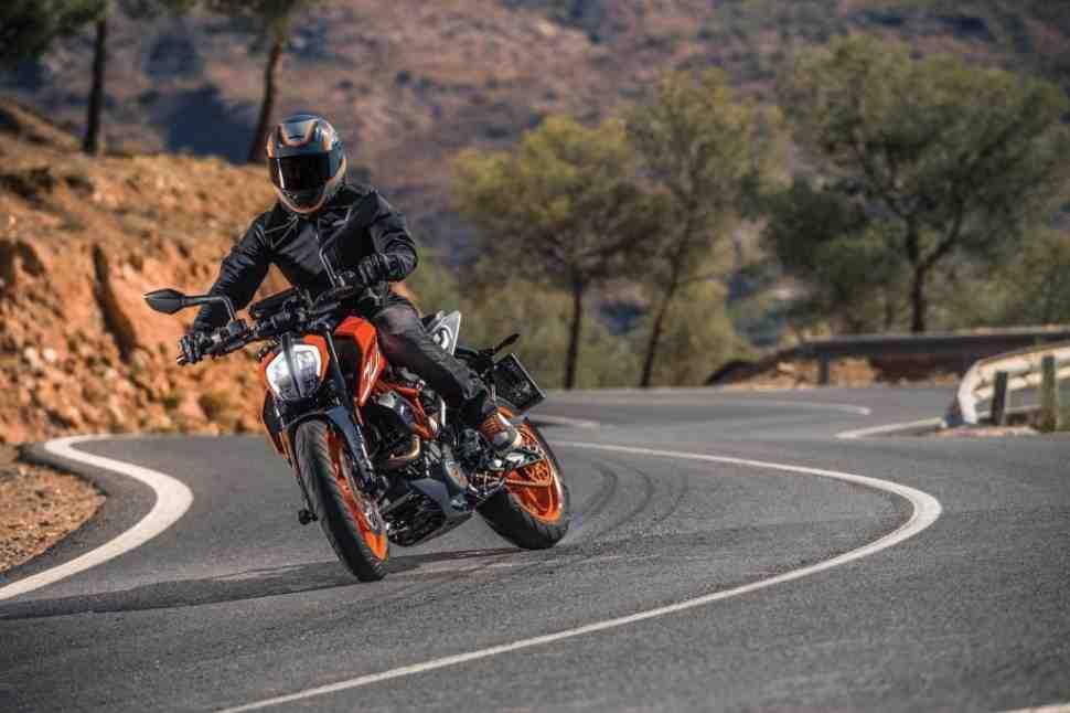 Байк Ленд: Тест-драйв мотоциклов KTM!