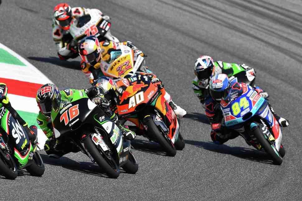 Макар Юрченко о Гран-При Италии Moto3 и Mugello Circuit