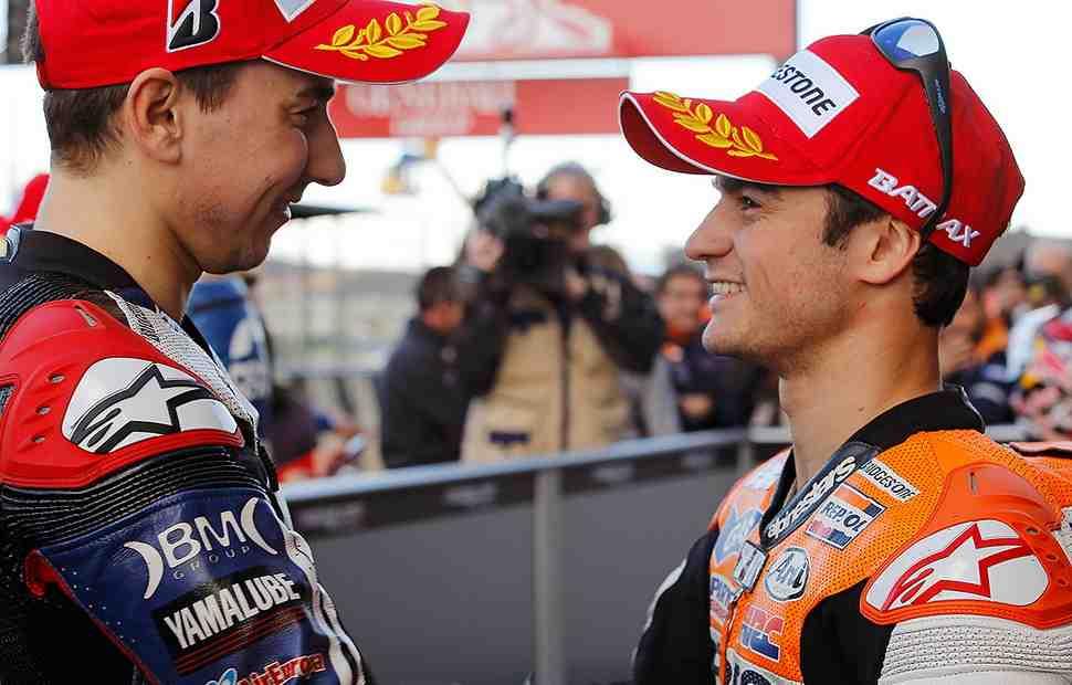 Педроса vs Лоренцо: два великих пилота MotoGP с высокими достижениями, но разным будущим
