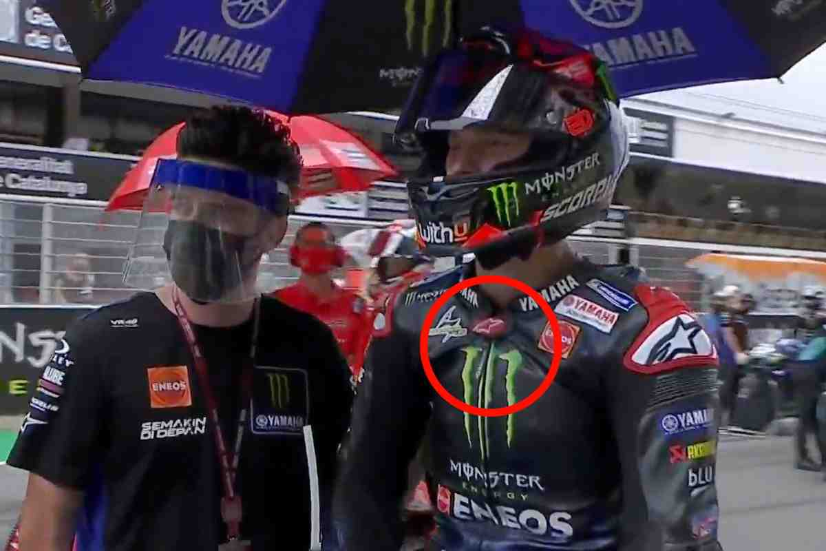 MotoGP: Причиной провала миссии Куартараро в Монтмело могла стать неплотно застегнутая молния