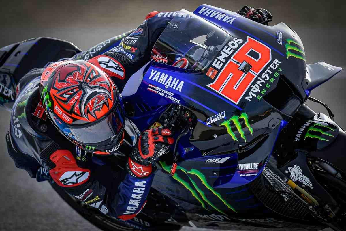 MotoGP: Куартараро понизили в позиции за финт с экипировкой - новые итоги Гран-При Каталонии