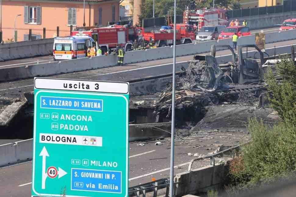 Мощный взрыв в Борго-Панигале заблокировал пять кварталов вокруг завода Ducati
