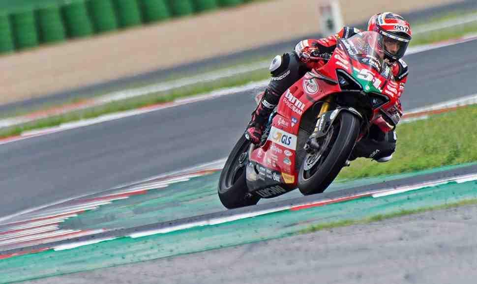 WSBK: ��� ����� ������ ����� �������� � Ducati � � Honda, ���� ������� �������?
