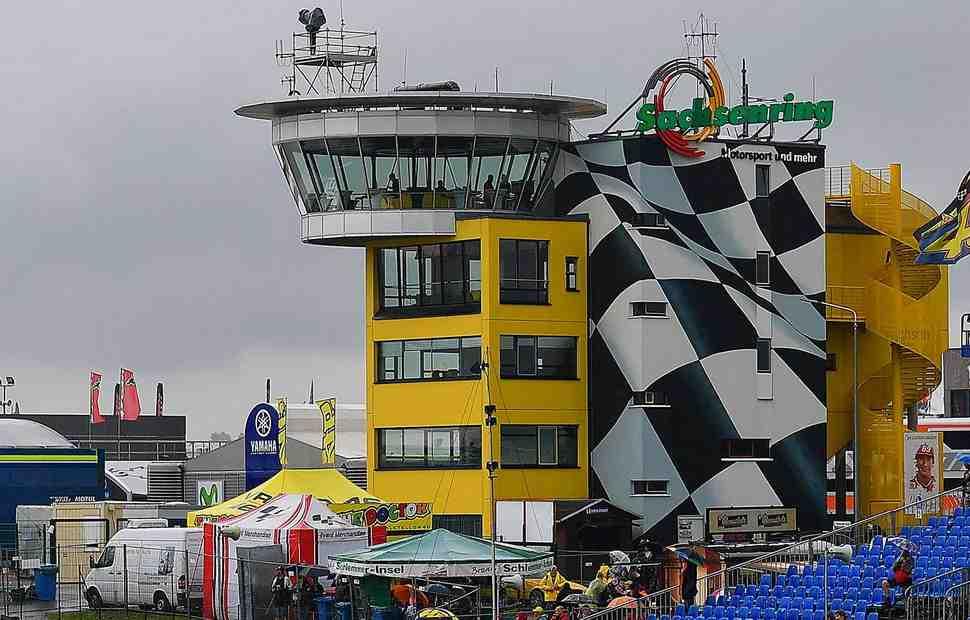 Гран-При Германии по MotoGP остается в Sachsenring