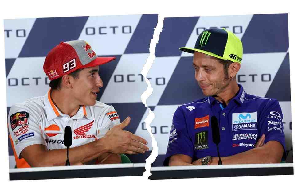 MotoGP: Лоренцо сказал, кто - Валентино Росси или Марк Маркес неправ в ситуации с «примирением»