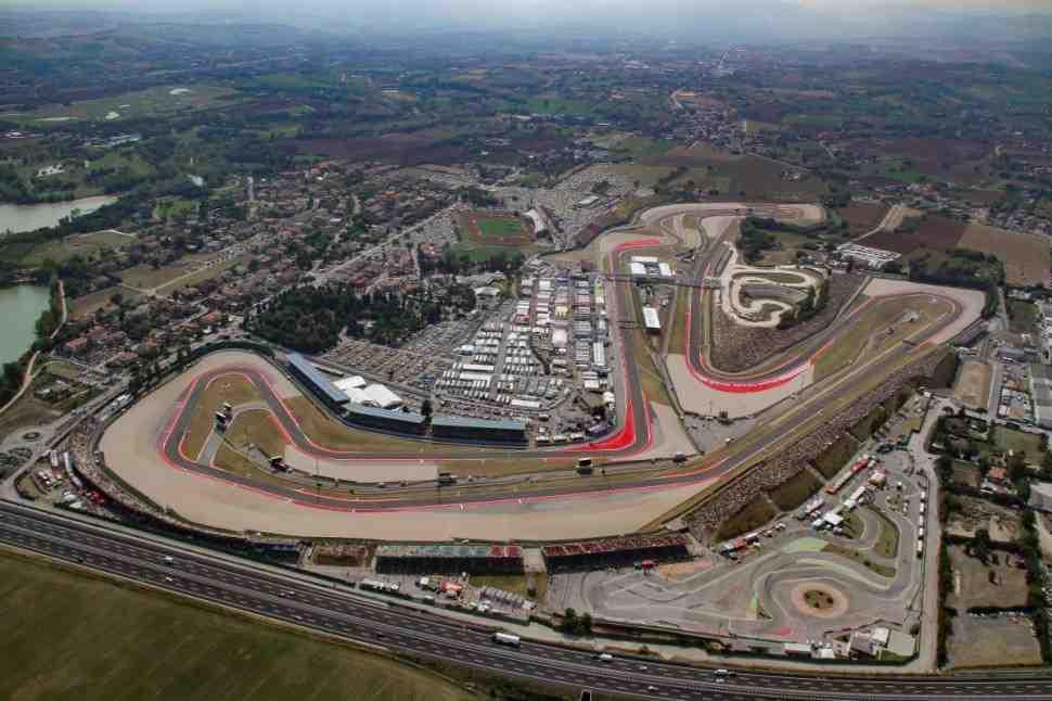 MotoGP остается в Мизано еще на 3 года