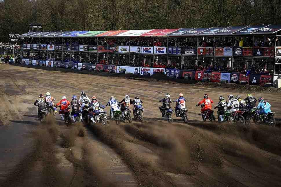Мотокросс MXGP: Гран-При Нидерландов 2020 - расписание и онлайн хронометраж
