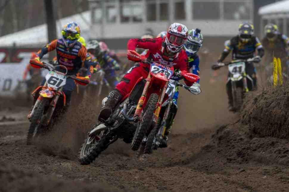Мотокросс: результаты Гран-При Нидерландов MXGP/MX2 - квалификация