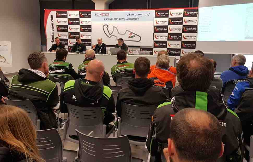 Dorna ����������� ECU � ������� ���������� ��� ���� � World Supersport 300
