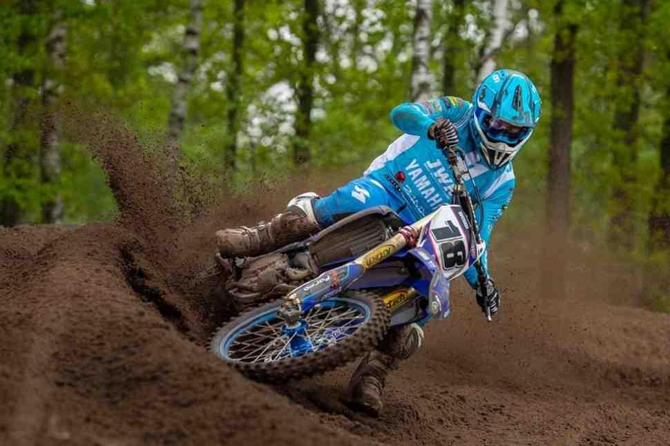 Мотокросс: снова подиум - Всеволод Брыляков о 2-м этапе чемпионата Швеции MX1