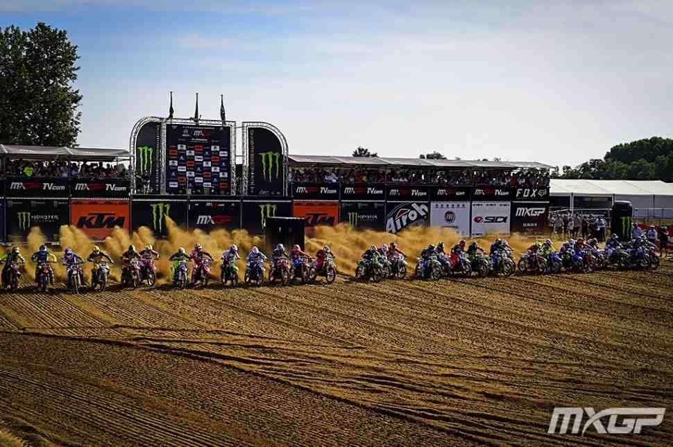 Мотокросс: участники Гран-При Ломбардии MXGP/MX2 - Mantova