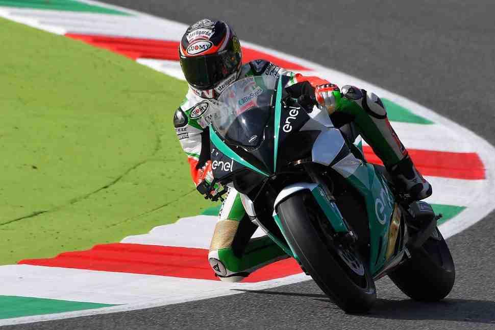 MotoGP: Определился формат и участники FIM Enel MotoE World Cup