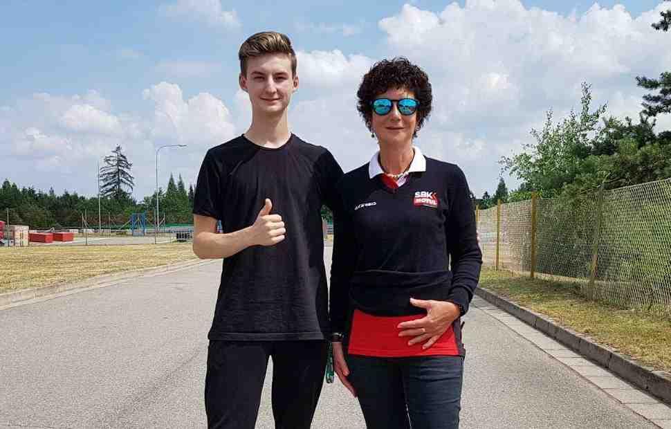WSBK - WorldSSP300: Никиту Калинина допустили к гонке в Брно
