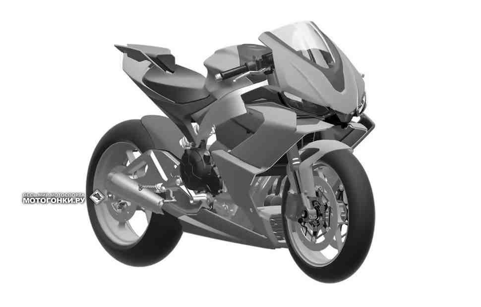 Проект Aprilia RS 660 (2020) официально вышел в свет: первые изображения серийной модели