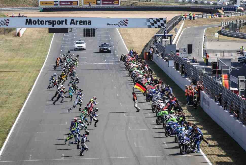�������� �������� � World Superbike � 2021 ����