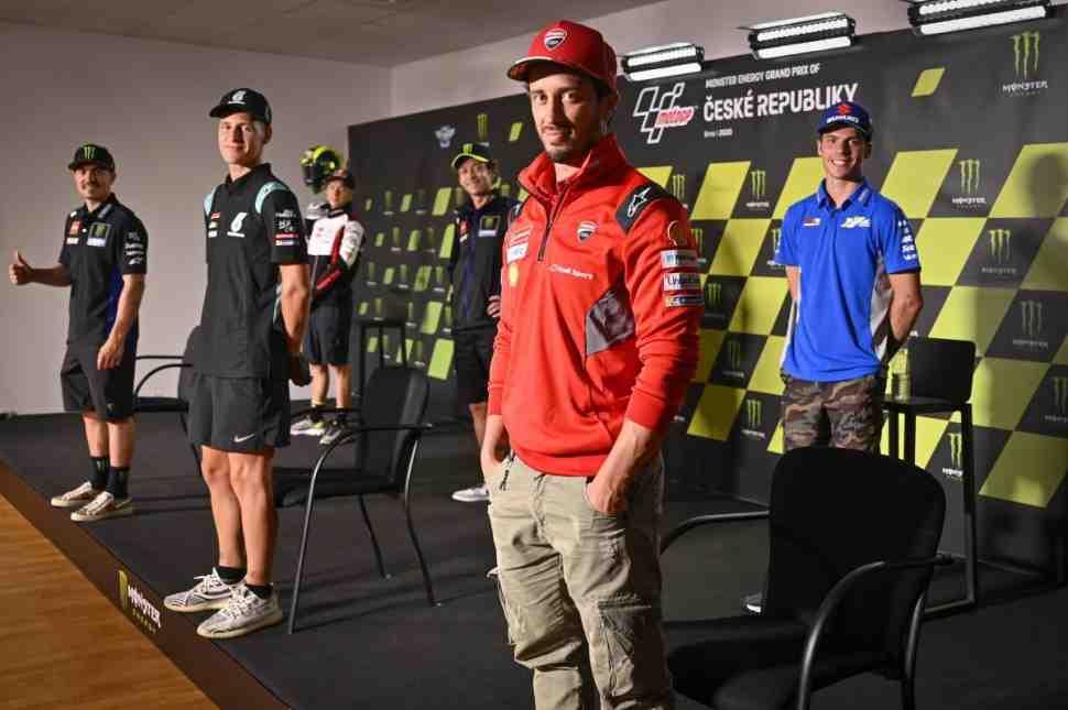 MotoGP: Андреа Довициозо анализирует исход двойного уикенда в Андалусии и думает о CzechGP