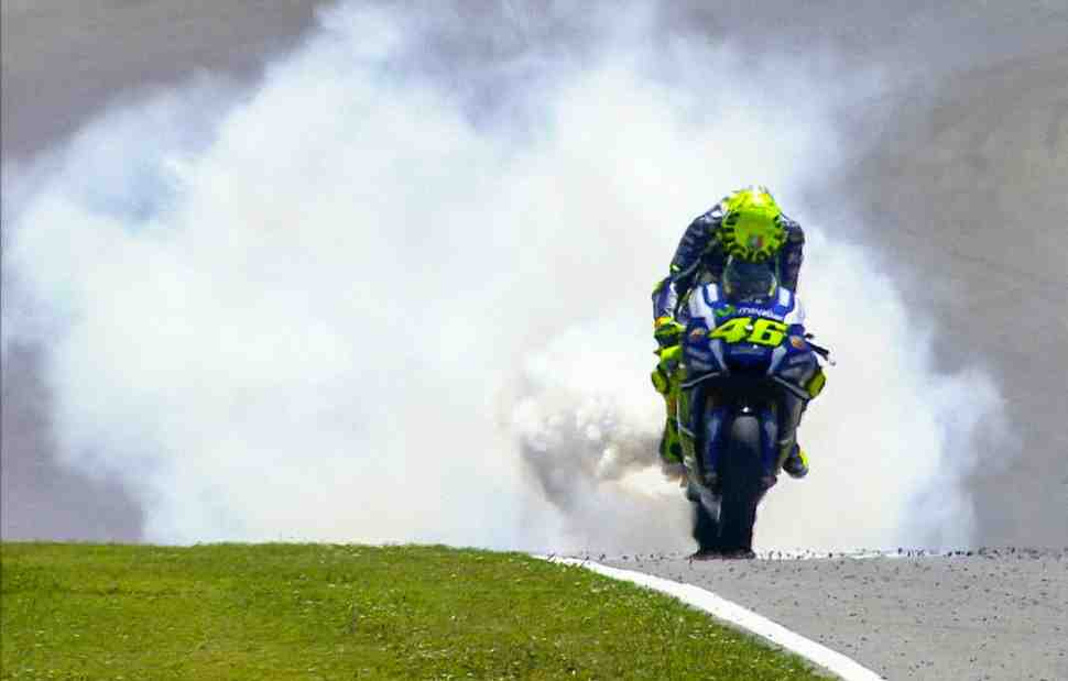 MotoGP: Большая проблема Yamaha - подтвержден дефект всей серии двигателей YZR-M1