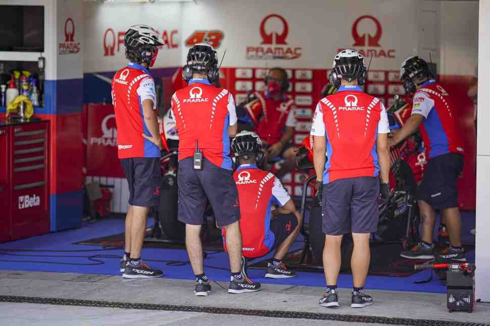 MotoGP CzechGP: Франческо Баньяя получил травму колена и пропустит Гран-При Чехии