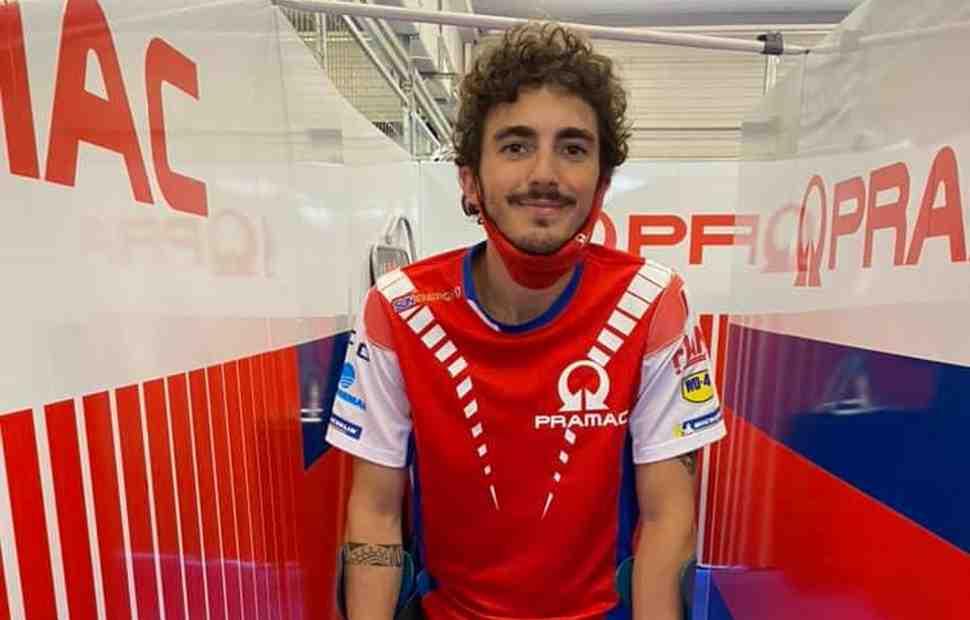 MotoGP: Франческо Баньяя - Повезло, что только кости сломаны!
