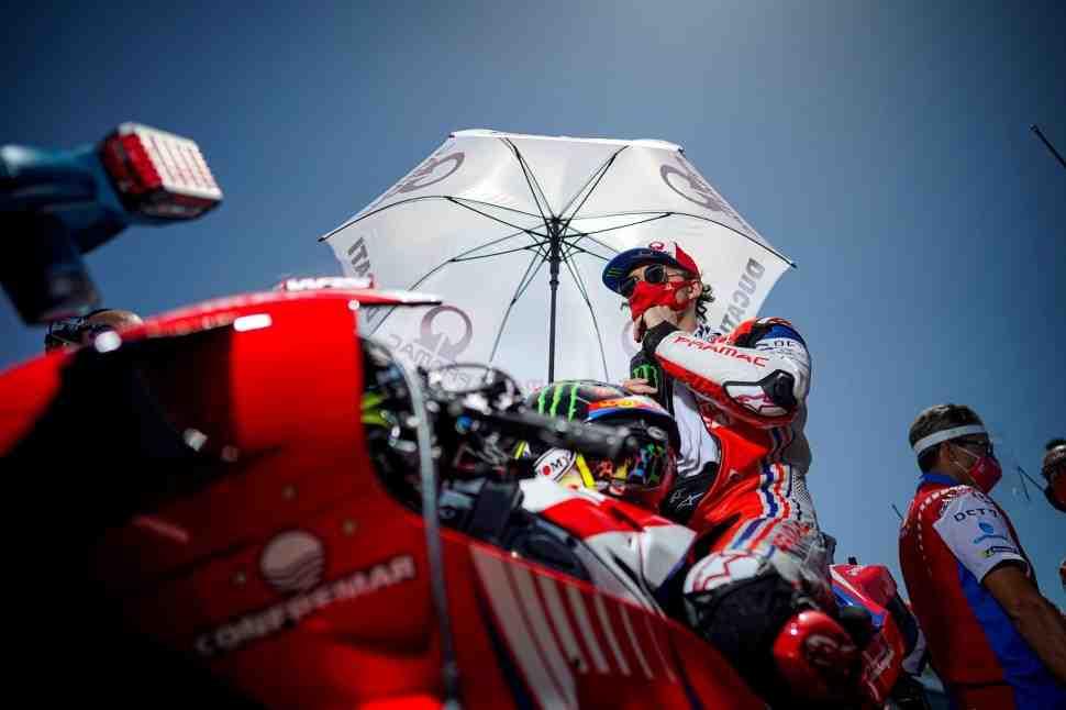 MotoGP: Франческо Баньяя выбывает на неопределенное время из-за серьезной травмы