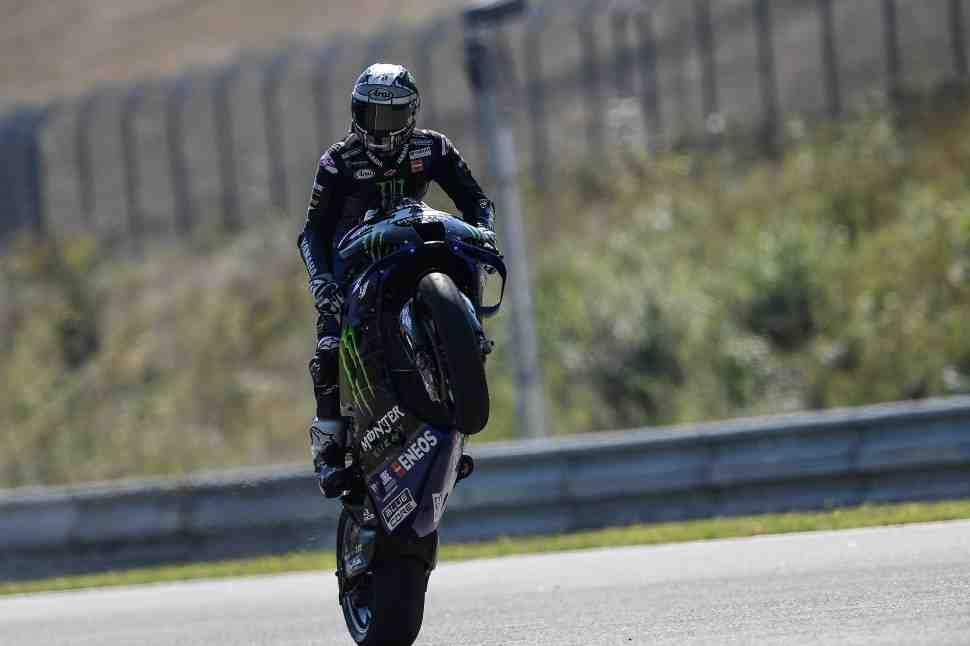 MotoGP: Маверик Виньялес уверен, что проблемы Yamaha с двигателями его не коснутся