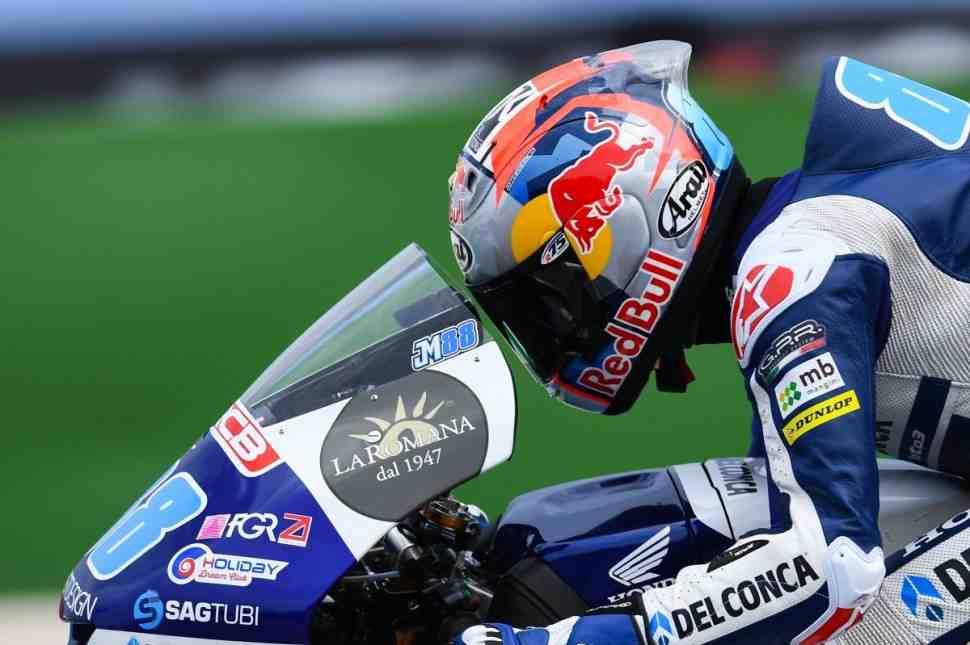 Moto3 - SanMarinoGP: результаты пятницы, FP2