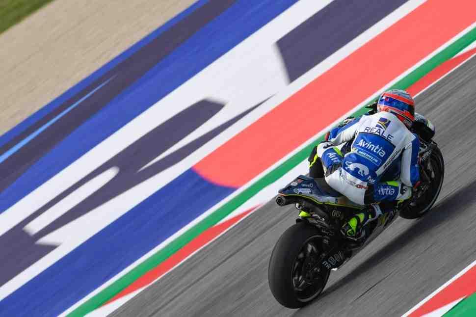 MotoGP: Понссон... простите, кто? Как вы сказали?