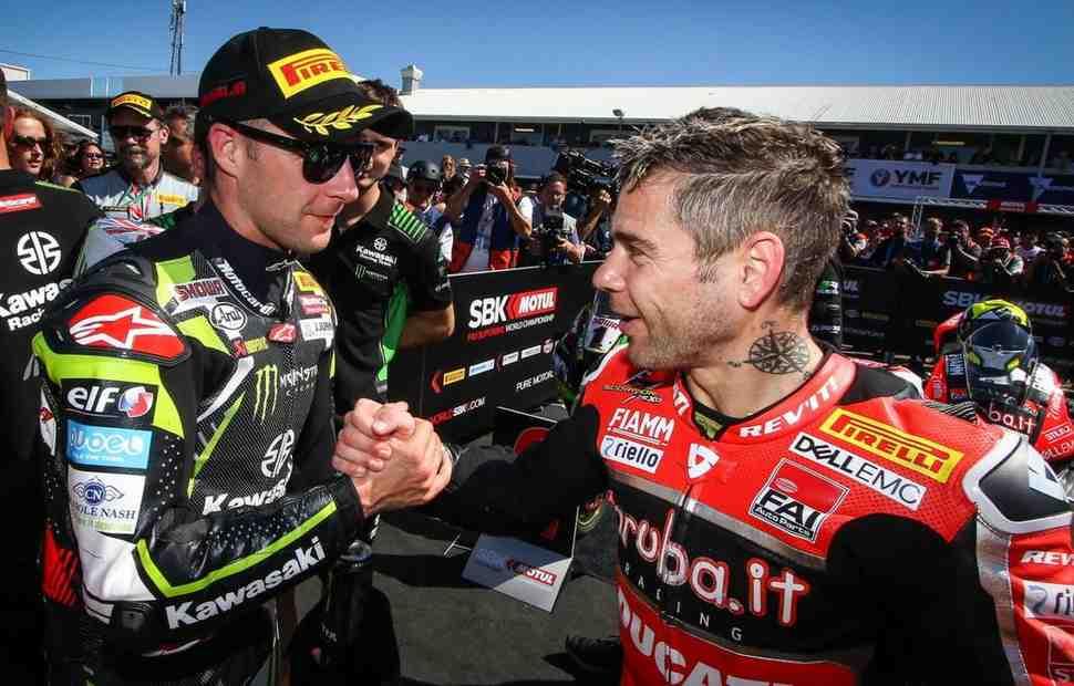 WSBK: �������� ��� ������������ ��������, ������ �������� ������ �� Ducati