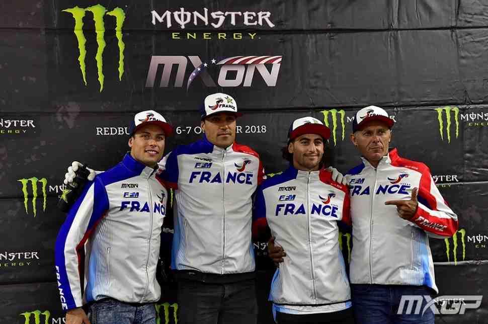 Мотокросс Наций 2018: третий заезд MXGP+Open и результаты финала в Штатах, Red Bud MX