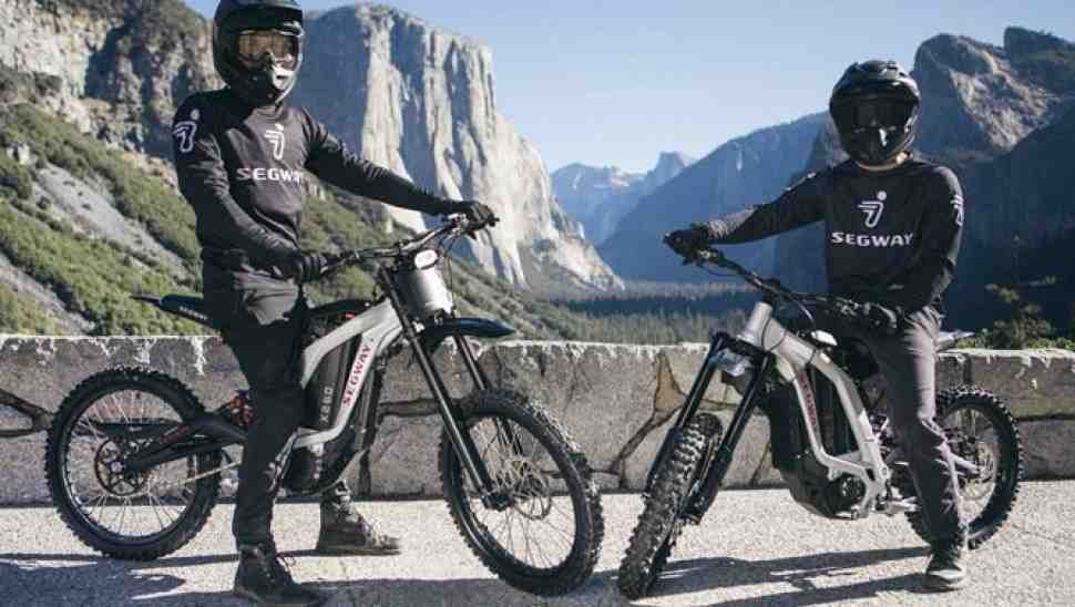 Segway �������� Harley-Davidson � Powersports: ������������� ��������� �������� ATV � e-bike